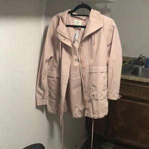 Forever 21 Light Pink Coat